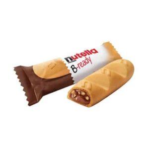 Nutella B Ready Bars
